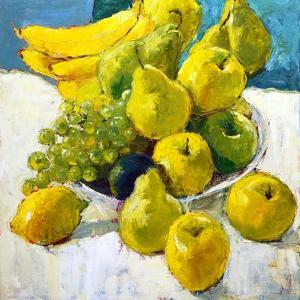 Bowl of Fruit by Dale Payson