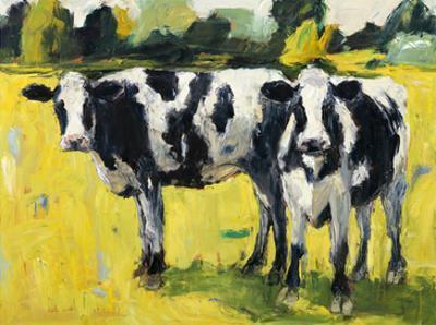 Dairy Farm III by Dale Payson