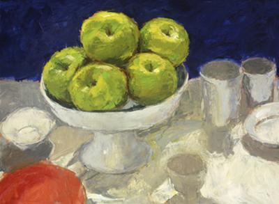 Green Apples by Dale Payson