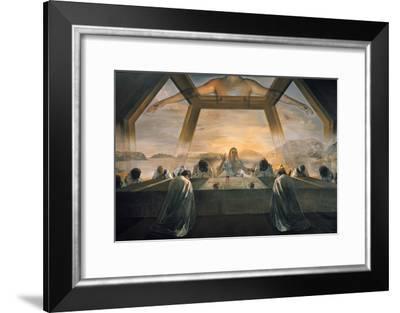 Dali: Last Supper, 1955-Salvador Dal?-Framed Giclee Print