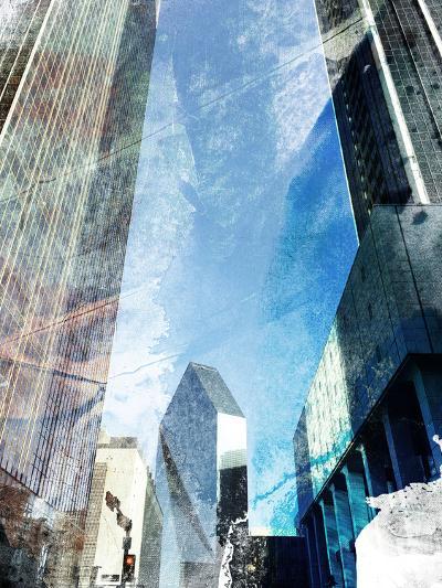 Dallas Architecture II-Sisa Jasper-Photographic Print