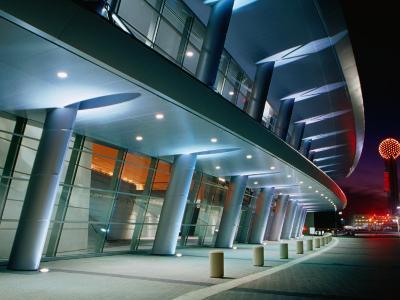 Dallas Convention Center, Dallas, Texas-Richard Cummins-Photographic Print