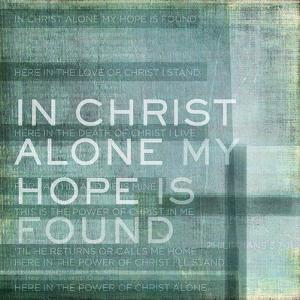 Alone My Hope by Dallas Drotz