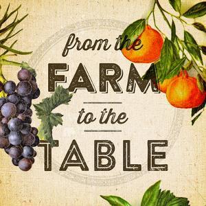Farm To Table Set by Dallas Drotz