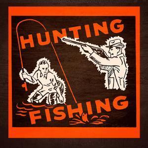 Hunting & Fishing Ii by Dallas Drotz