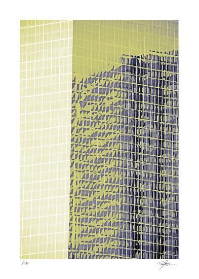 Dallas Glass 2-Ken Bremer-Giclee Print