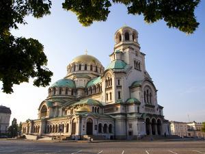 Aleksandur Nevski Memorial Church, Ploshtad Aleksandur Nevski Place, Boulevard Moskovska Oborishte, by Dallas & John Heaton
