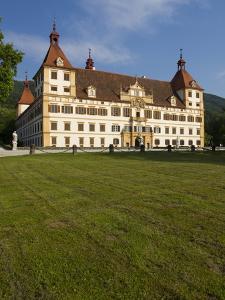 Eggenberg Castle, UNESCO World Heritage Site, Graz, Styria, Austria, Europe by Dallas & John Heaton
