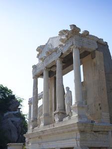 Roman Marble Amphitheatre Built in the 2nd Century, Plovdiv, Bulgaria, Europe by Dallas & John Heaton