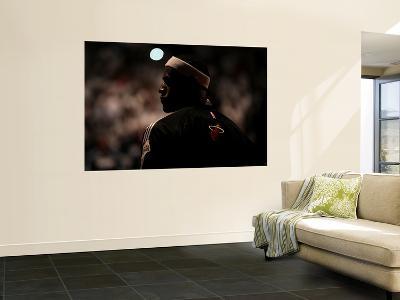 Dallas Mavericks v Miami Heat - Game Two, Miami, FL - JUNE 02: LeBron James-Mike Ehrmann-Wall Mural