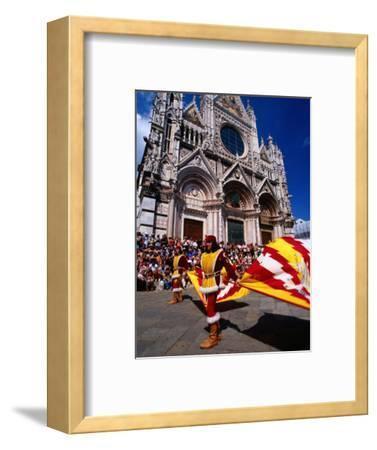 Il Palio Parade, Siena, Italy
