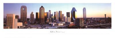 Dallas, Texas-James Blakeway-Art Print