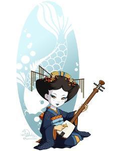 Blue Song by Dalliann