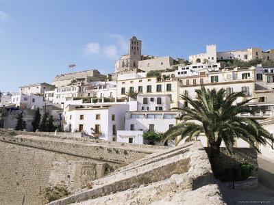 Dalt Vila, Eivissa, Ibiza, Balearic Islands, Spain, Mediterranean-Hans Peter Merten-Photographic Print