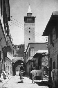 Damascus, Syria, 1926