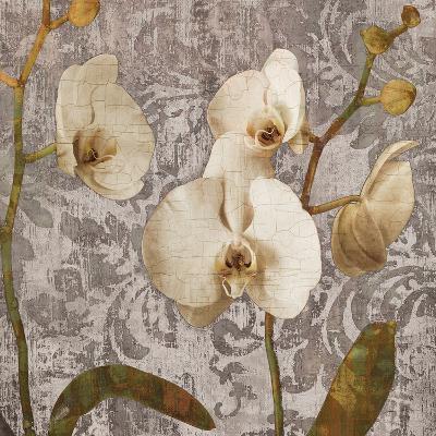 Damask Blooms II-Tania Bello-Giclee Print