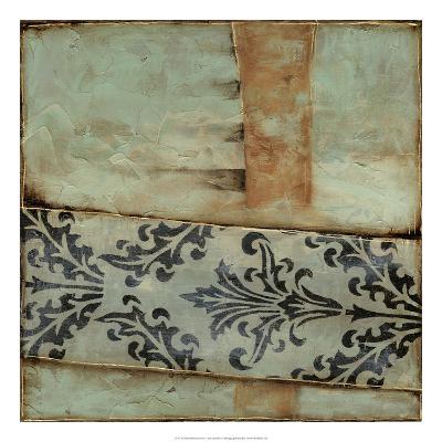 Damask Harmony III-Jennifer Goldberger-Premium Giclee Print