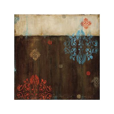 Damask Patterns II-Wani Pasion-Giclee Print