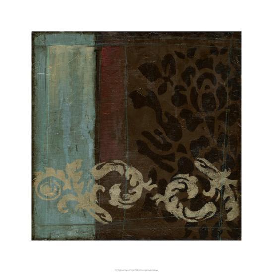 Damask Tapestry II-Jennifer Goldberger-Limited Edition