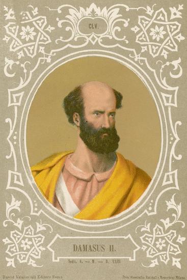 Damasus II-European School-Giclee Print
