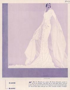 Dame Blanc