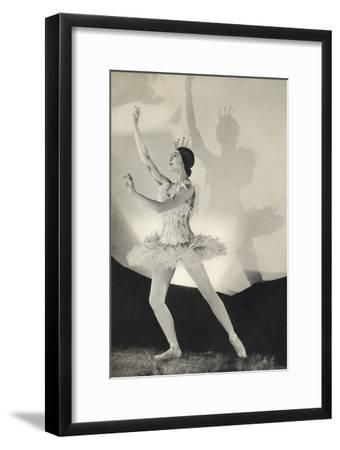 Dame Margot Fonteyn de Arias, from 'Footnotes to the Ballet', Published 1938