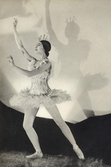 Dame Margot Fonteyn de Arias, from 'Footnotes to the Ballet', Published 1938--Photographic Print