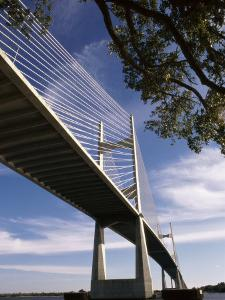 Dames Point Bridge, Jacksonville, Florida, USA
