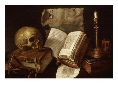 Vanité (Vanitas), 1641