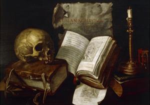 Vanity, 1641 by Damien Lhomme