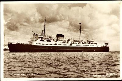 Dampfschiff Maid of Orleans, Southern Railway--Giclee Print