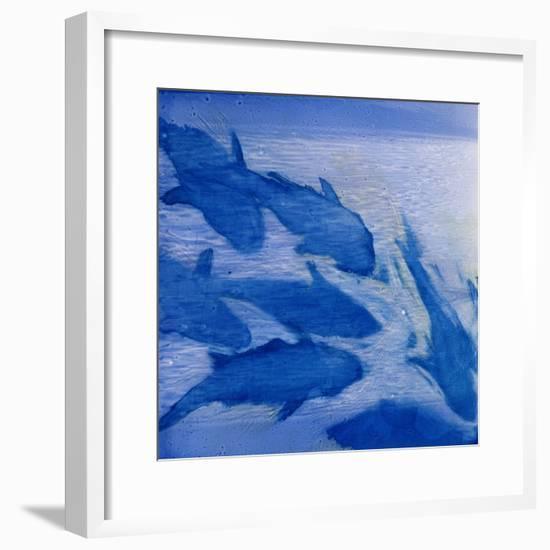 Damsels I, 2000-Charlotte Johnstone-Framed Giclee Print
