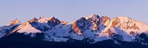 Rocky Mountain Range by Dan Ballard