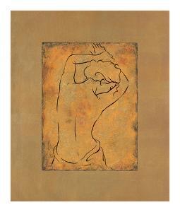 Etude de Femme I by Dan Bennion