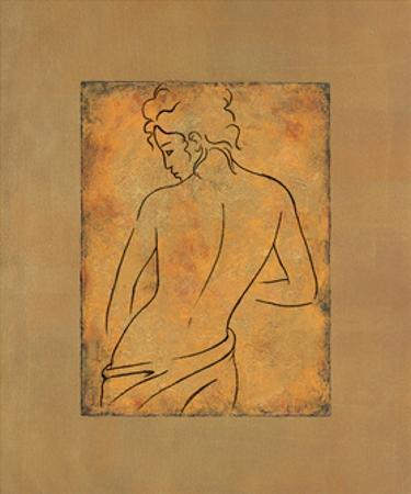 Etude de Femme II by Dan Bennion