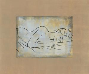 Femme Dormant by Dan Bennion