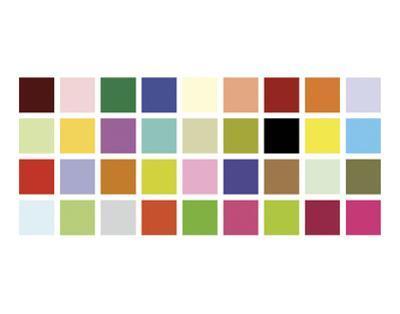 Paint Box Graphic II by Dan Bleier