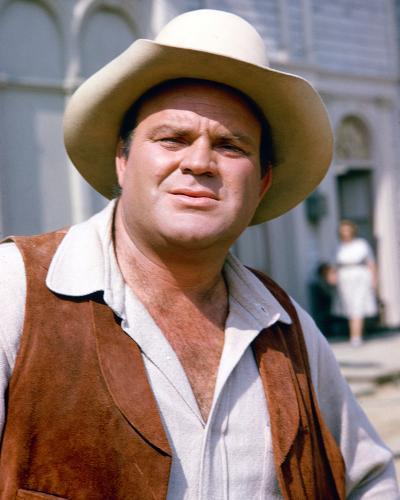 Dan Blocker - Bonanza--Photo