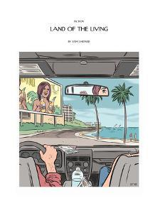 The New Yorker - September 21, 2009 by Dan Clowes