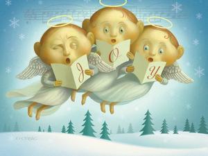 Angel Choir by Dan Craig