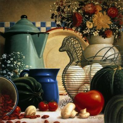 Country Vegetables by Dan Craig