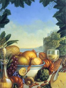 Mediteranean Still Life by Dan Craig