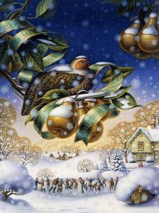 Partridge in a Pear Tree by Dan Craig