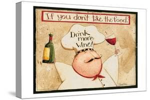 Drink More Wine by Dan DiPaolo