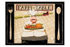 Farm To Table by Dan DiPaolo