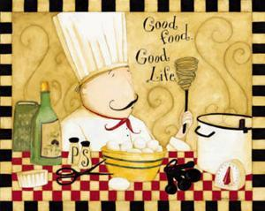 Good Food, Good Life by Dan Dipaolo