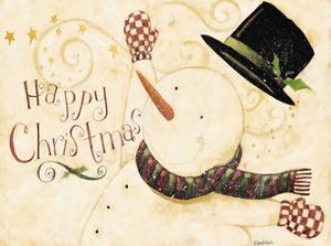 Happy Christmas by Dan Dipaolo