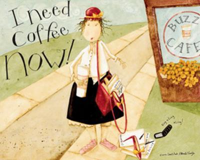 I Need Coffee