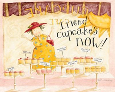 I Need Cupcakes