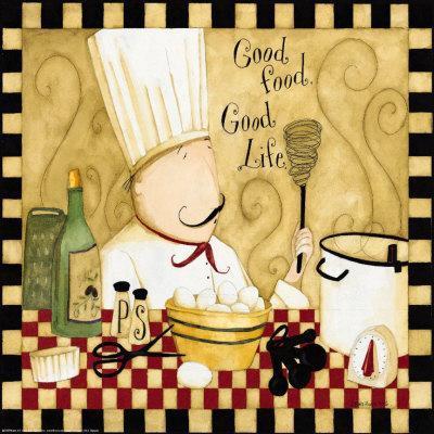 Kitchen Favorites: Good Food